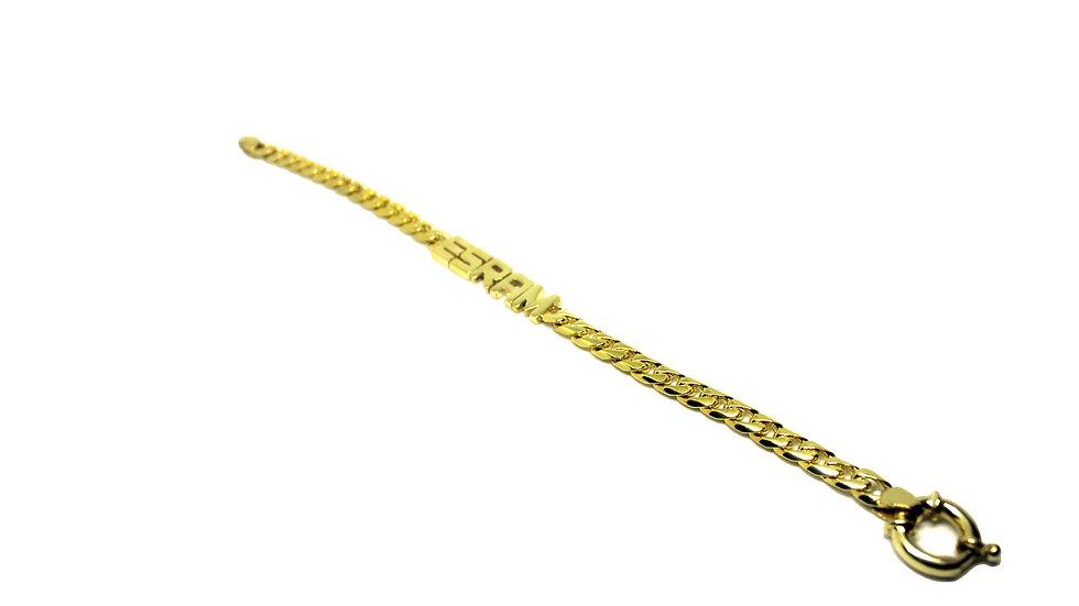 22karat Gold Plated Bracelet