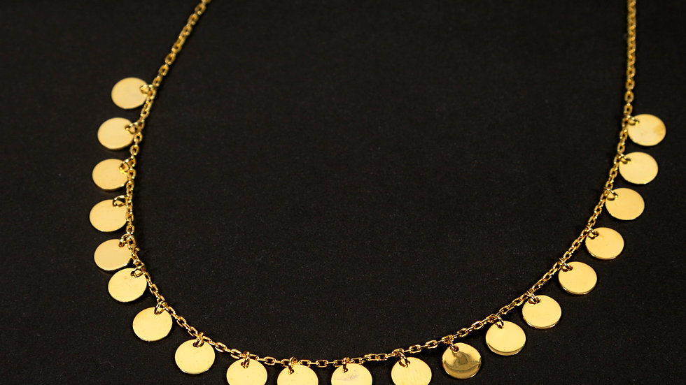 Scaly Necklace
