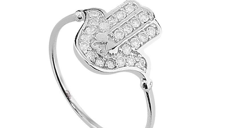 Fatimas Hand Ring