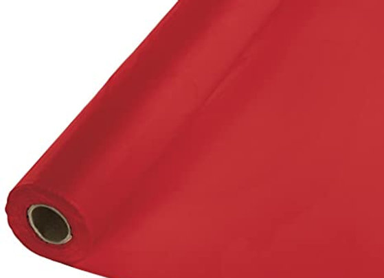 Tablecover Roll - Red