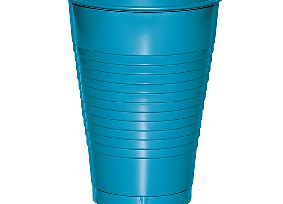 12oz Cups - Turquoise