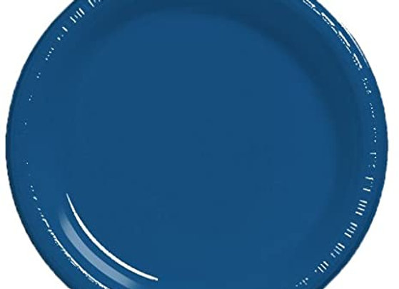 "10"" Plates - Navy"