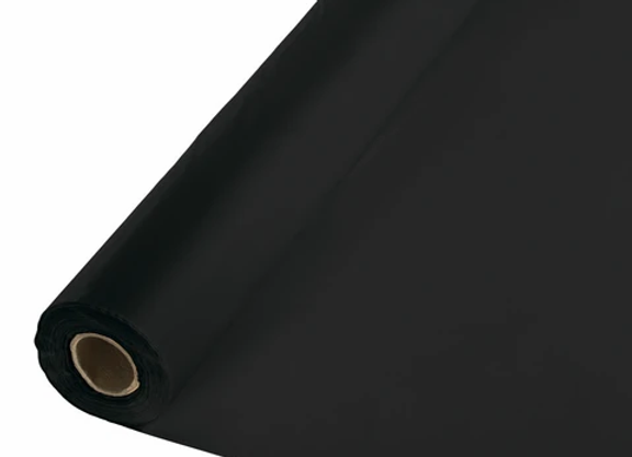 Tablecover Roll - Black