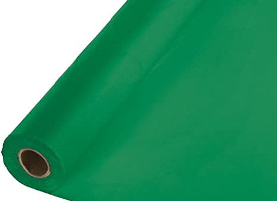Tablecover Roll - Emerald