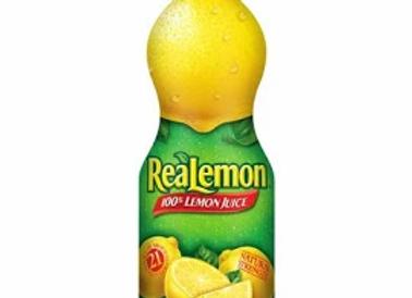 Lemon Juice-32oz