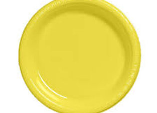 "10"" Plates - Mimosa"