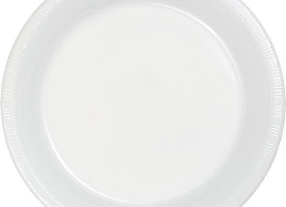 """10"""" Plates - White"""
