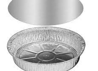 """9"""" Foil round container"""
