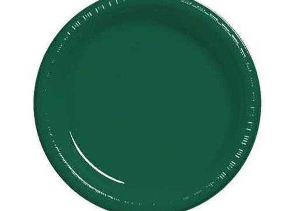 "10"" Plates - Emerald"