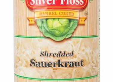 Shredded Sauerkraut