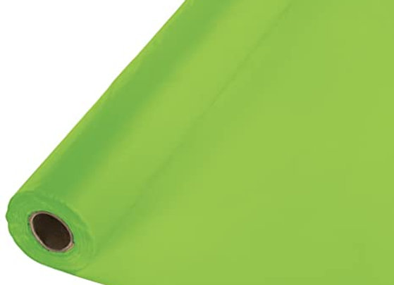Tablecover Roll - Lime