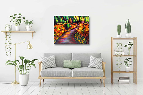 Journey Home Canvas & Art Prints