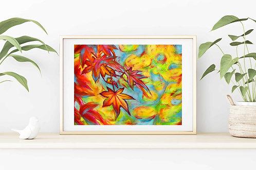 Connected Fine Art & Canvas Prints