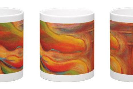 Glow Coffee Mug - 11oz Ceramic
