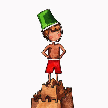 King of the Sandcastle