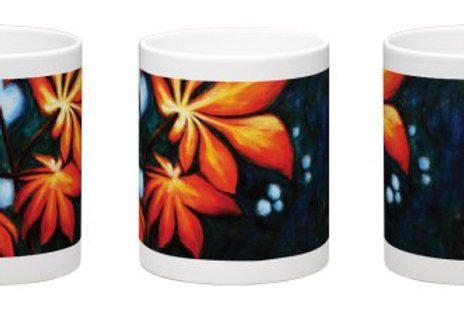 Fired Up Coffee Mug - 11oz Ceramic