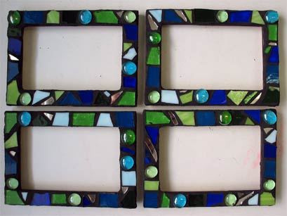 Stained Glass Mosaic Tutorial