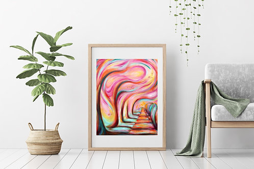 Guided Canvas & Art Prints