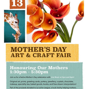 Mother's Day Art and Craft Fair