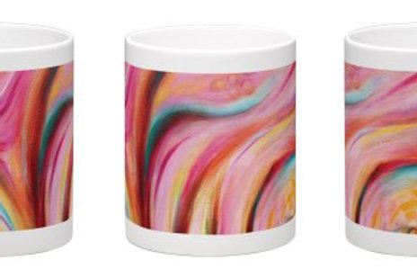 Guided Coffee Mug - 11oz Ceramic