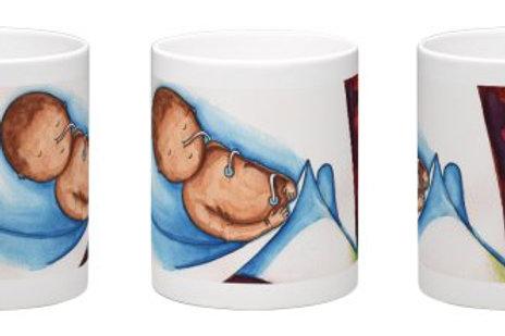 Artificial Womb Coffee Mug - 11oz Ceramic