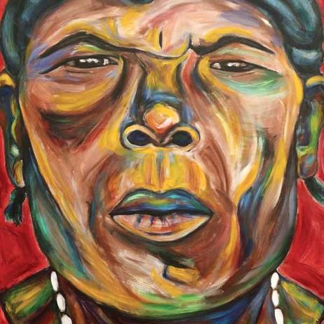Garifuna Grandmother