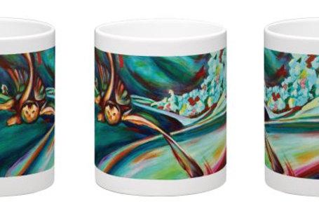 Wisdom Coffee Mug - 11oz Ceramic