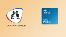 Copy Cat Group renews Cisco Gold Certification