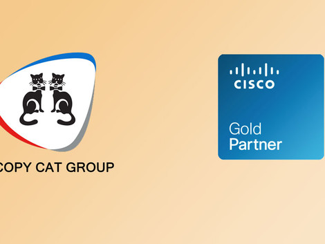 Copy Cat Group renews Cisco Gold Certification