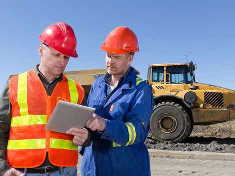 Mobile technologies are boosting construction site efficiency