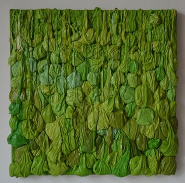 colour-drops green €900,-
