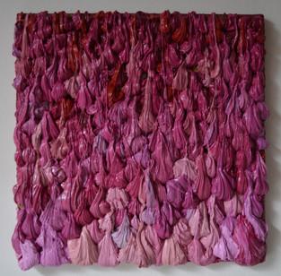 colour-drops magenta  €900,-