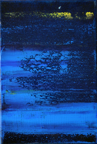 little blue-night € 220,-