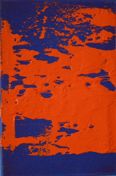 little blue-orange