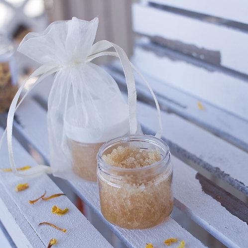 Coconut Milk & Peaches Lip Scrub