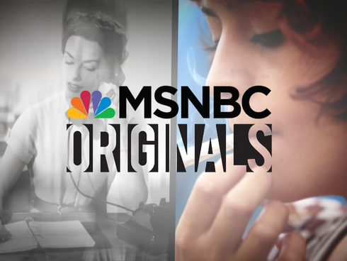 MSNBC ORIGINALS