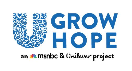 MSNBC x Unilever project logo
