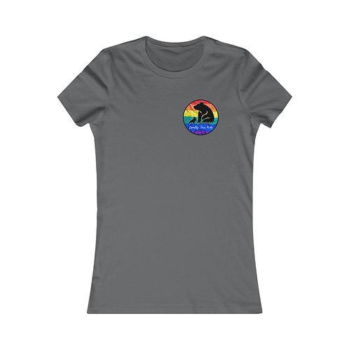 Bird and Bear - Pride Logo - Women's