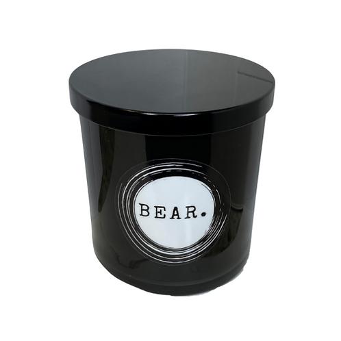 Bear Candle