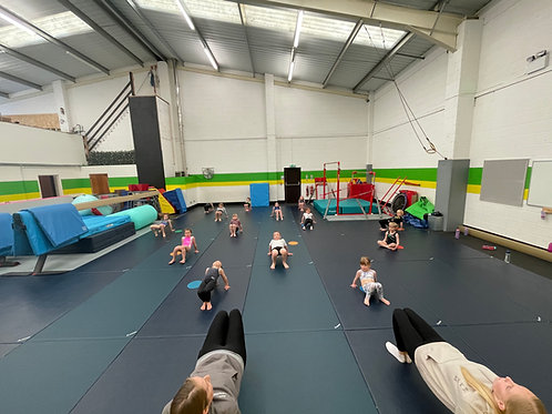 Gymnastics Day Camp 1st June