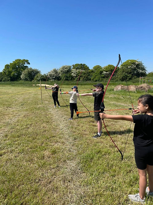 Outdoor Day Camp (Secondary) 4th August