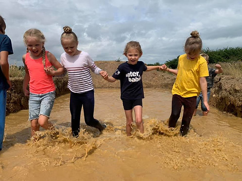 Summer Outdoor Day Camp 27th August
