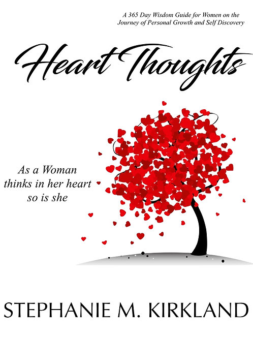 HEART THOUGHTS VOLUME 1 365 DAY JOURNAL