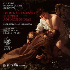 CURSO DE HISTÓRIA DA ARTE OCIDENTAL