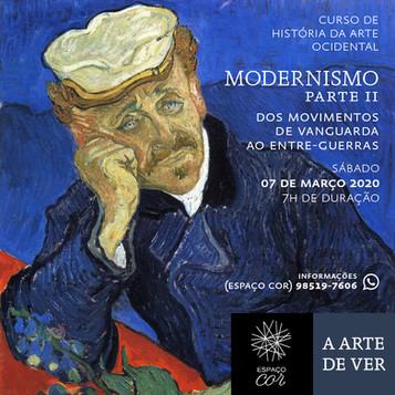 MODERNISMO - PARTE II