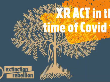 XRACT - in the time of Covid 19
