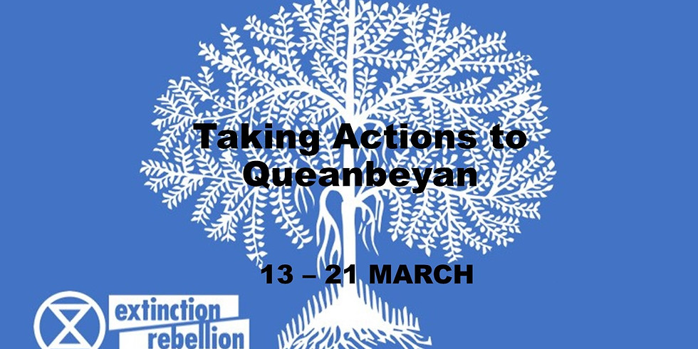 Taking actions to Queanbeyan - CANCELLED