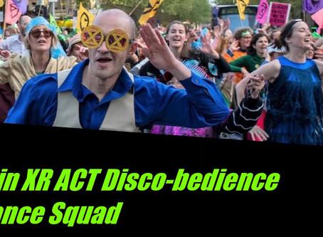 DISCOBEDIENCE DANCE SQUAD