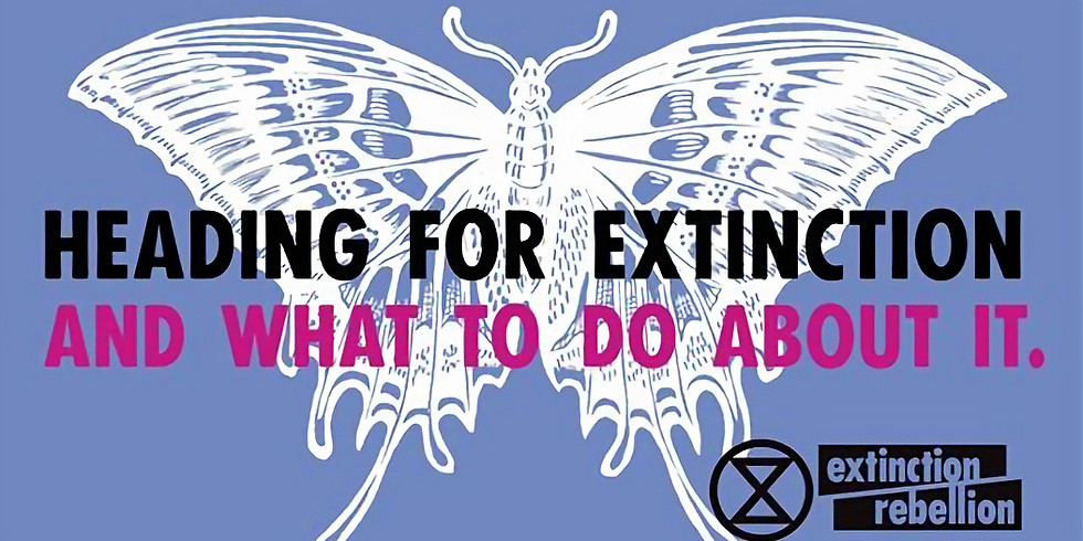 Heading for Extinction and what to do about it
