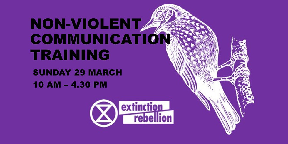 Non-Violent Communication Training